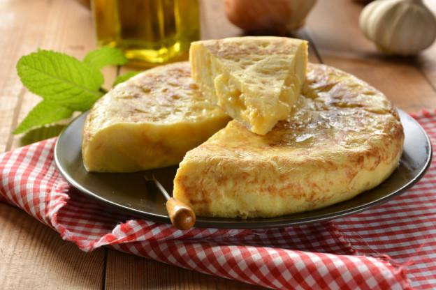 Kartoffel - Tortilla de patata