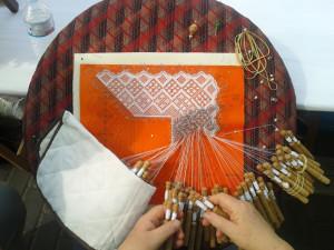 Handarbeit Spanien Tradition