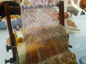 Tradition Spanien Handarbeit