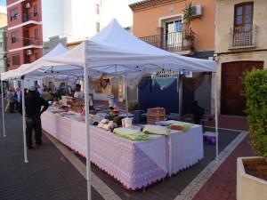 tradition spanien markt