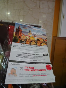 lotterien Spanien million